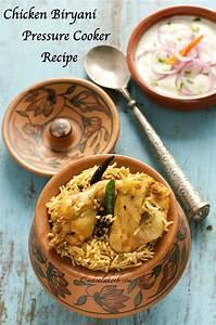 Chicken Biryani Pressure Cooker Recipe, South Indian ...