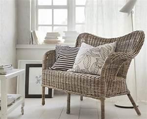 Ikea Fauteuil Rotin : nipprig ikea nowa kolekcja zachwyca naturalno ci ~ Teatrodelosmanantiales.com Idées de Décoration