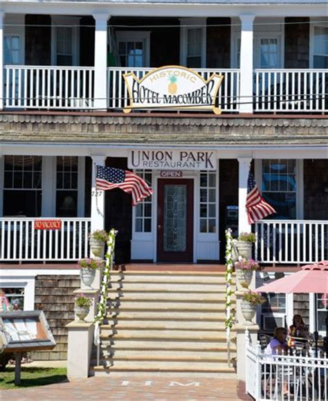 union park dining room dining in cape may cape may