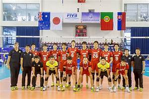 Overview - Japan - FIVB Volleyball World League 2017