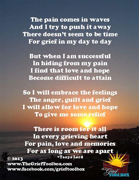 pain love  memories  poem  grief toolbox