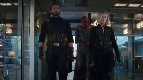 avengers infinity war nos dio un avance en el super bowl