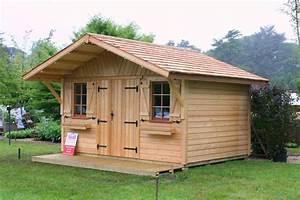 Abri De Jardin D Occasion : cabane en bois occasion ~ Dailycaller-alerts.com Idées de Décoration