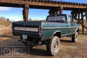 1972 Ford F250 Highboy Lifted 4x4 For Sale