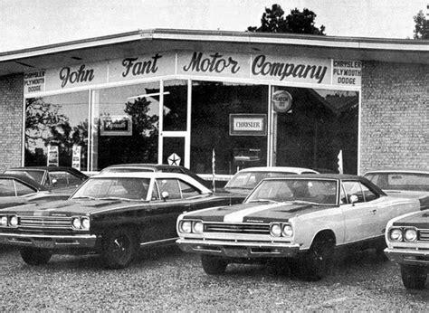111 Best Vintage Car Dealership Images On Pinterest