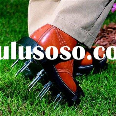 lawn aerator sandals home depot lawn aerator sandals home