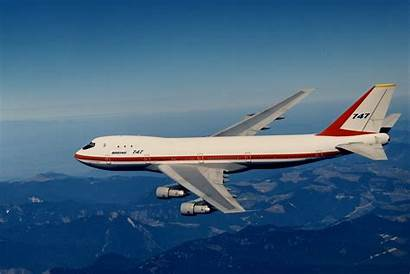 Flight 747 Boeing Everett 1969 121 Prototype