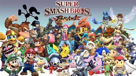 Super Smash Bros Brawl Wallpaper ·① Wallpapertag