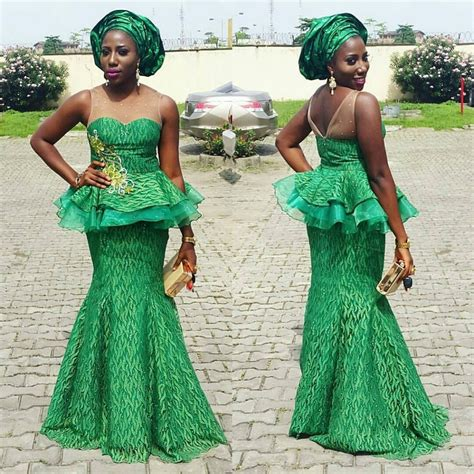 Beautiful Divas Slaying Aso Ebi in A Million Styles