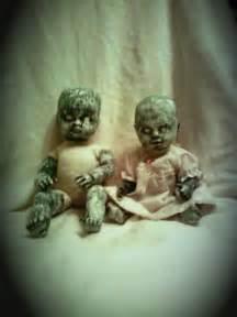 Really Scary Zombie Dolls
