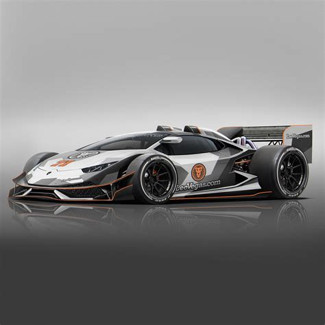 Widebody Huracan F1 Car Prank By Jon Olsson Looks