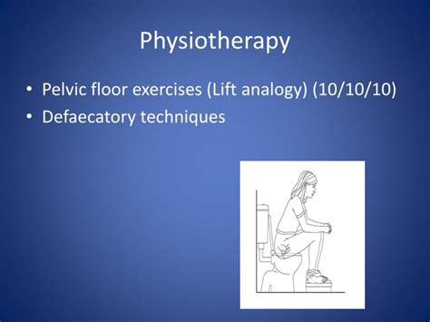 pelvic floor dysfunction constipation exercises ppt constipation powerpoint presentation id 6182262