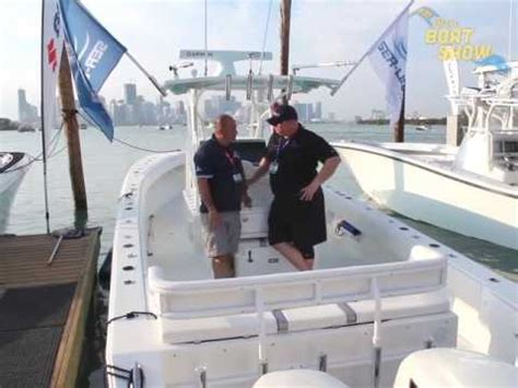 Sea Lion Boats by Sea Lion Boats At The 2017 Miami International Boat Show