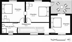 Plan de maison tage stunning perfect plan de maison for Awesome creer un plan de maison 1 les plans maisonvanilla77