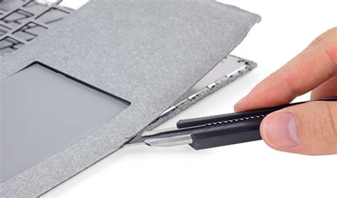 ifixit gives surface laptop repairability score 0 10 it