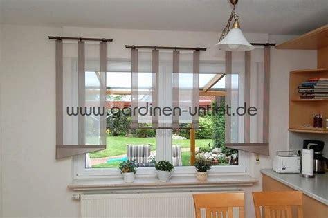 Moderne Gardinen Für Küchenfenster by Gardinen F 252 R K 252 Chenfenster Interieur Eltorothetot