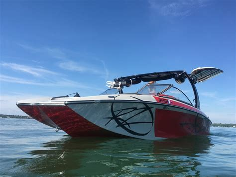 Tige Boats Usa by Tige 2015 For Sale For 82 000 Boats From Usa