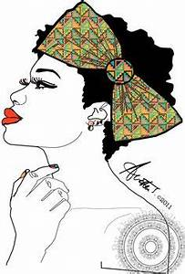 Art. on Pinterest | Natural Hair Art, Banksy and Afro