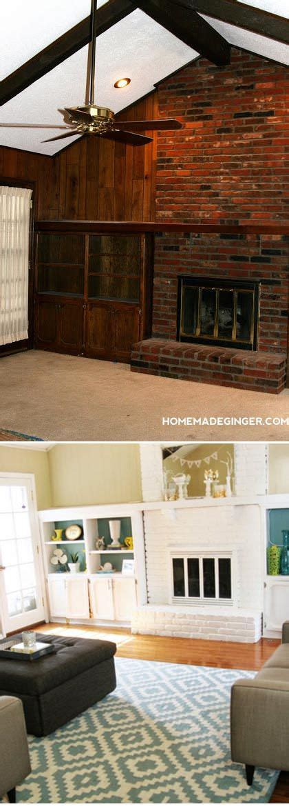 Kitchen Redo Ideas - paint transformations 5 amazing diy paint makeovers the budget decorator