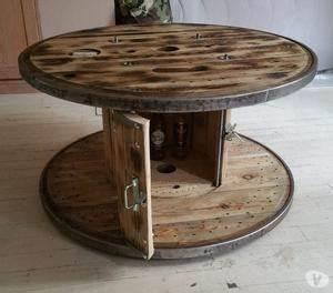 Table En Touret. 1001 id es astuces brico pour cr er une table en ...