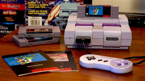 The Launch Of The Super Nintendo 1991 Youtube