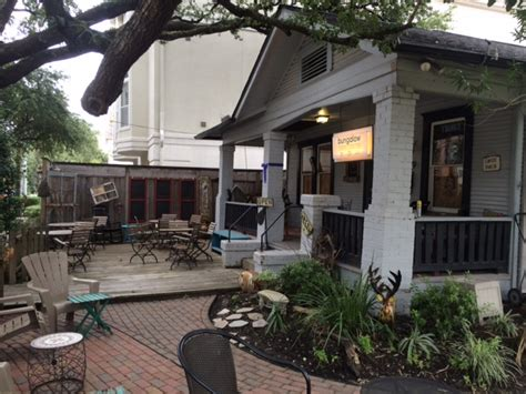 Bungalow Coffee Houston  Hipster Hotspots