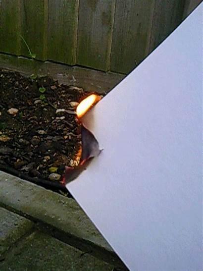 Burning Paper Gifs Carr Lauren Shaky Worked