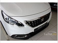 Peugeot 2008 2018 PureTech 12 in Pahang Automatic SUV