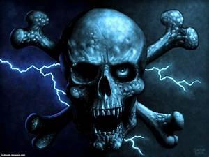 Dark Skull | Skulls Wallpapers 56 dark skull wallpaper ...