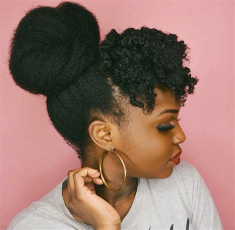 natural hairstyles  instagram  inspire