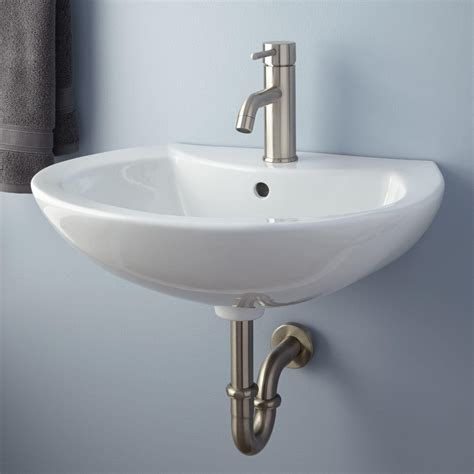 wall hung bathroom sink maisie porcelain wall mount bathroom sink wall mount