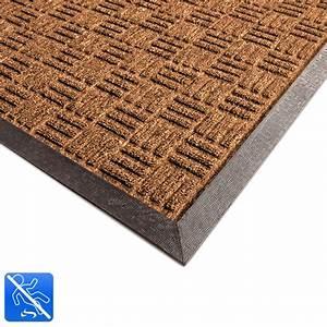 tapis d39entree absorbant paillasson daccueil original With tapis d accueil