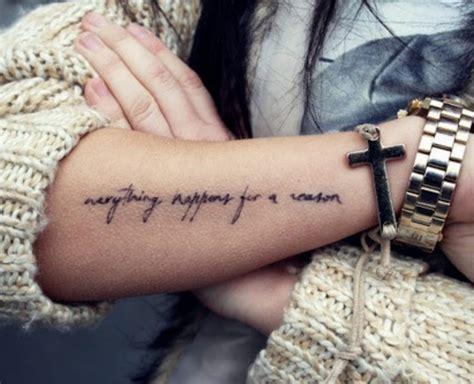 Top 30 Tattoo Schriften Für Effektvollen Tattoospruch