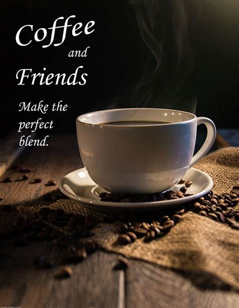 Led full cycle corporate recruiting across two offices in denver & minnesota as well as field recruitment for midwest territory. Coffee And Friends by Deborah Klubertanz (With images) | Coffee tastes better, Coffee meets ...