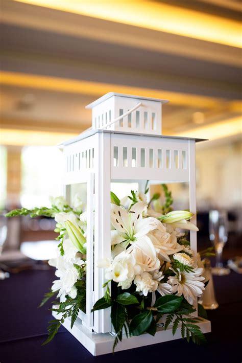 Diy Lantern Centerpiece Weddingbee Mandr Pinterest