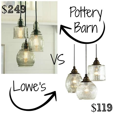 lighting decor look alikes
