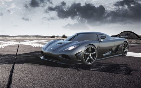 10 Fastest Production Cars
