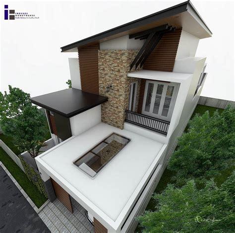 desain rumah joglo minimalis modern rumah eksotik
