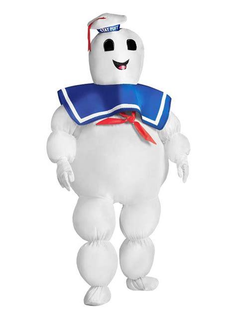 ghostbusters kostüm kinder ghostbusters marshmallow kinderkost 252 m