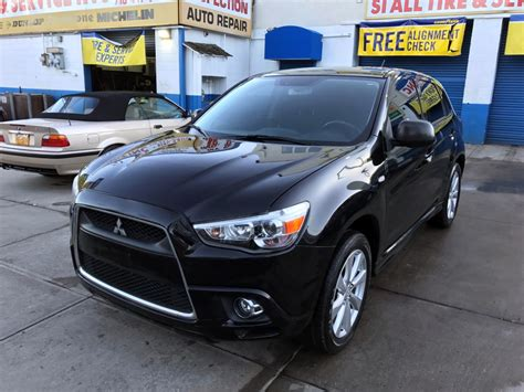 Used Mitsubishi Outlander For Sale by Used 2012 Mitsubishi Outlander Sport Se Suv 9 490 00