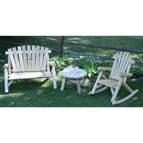 lakeland mills 174 4 seat 134193 patio furniture at