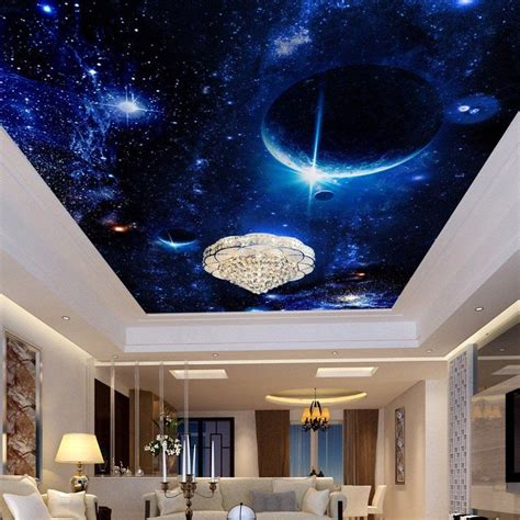Kinderzimmer Weltraum Dekoration by Wow Was F 252 R Eine Geile Fototapete F 252 R Die Decke