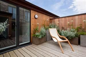 Balkonverkleidung Aus Holz : sichtschutz f r den balkon selber bauen so planen sie ~ Lizthompson.info Haus und Dekorationen
