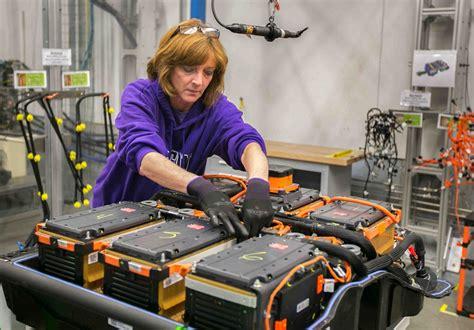 image battery pack assembly   chevrolet spark ev