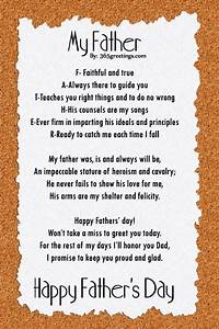 Fathers Day Poems | Poem, Happy father and Father
