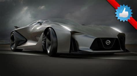 nissan concept 2020 vision gran turismo future sports cars youtube