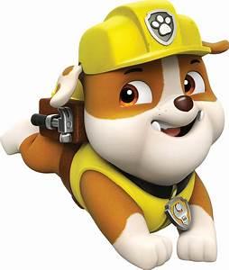 Paw Patrol Gardinen : paw patrol clipart rubble clipartuse ~ Whattoseeinmadrid.com Haus und Dekorationen