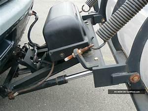 1997 Dodge Ram Sport 1500 4x4 With 7  U0026 39  6  U0026quot  Sno Way Plow