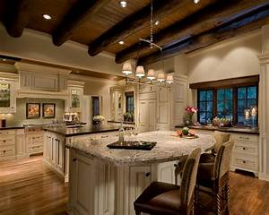 White Kitchen Cabinets With Stained Trim Ideas