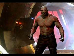 Guardians of the Galaxy Featurette - Meet Drax (2014) Dave ...